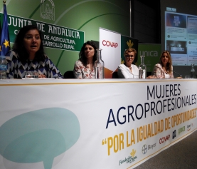 "I FORO NACIONAL BUSINESS AGRO ""MUJERES PROFESIONALES"""
