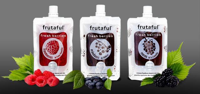 Frutaful, un novedoso producto de frutas frescas