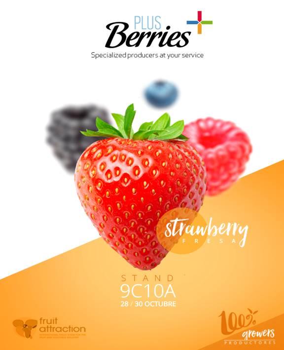 AgroMartín nuevamente asistirá a Fruit Attraction