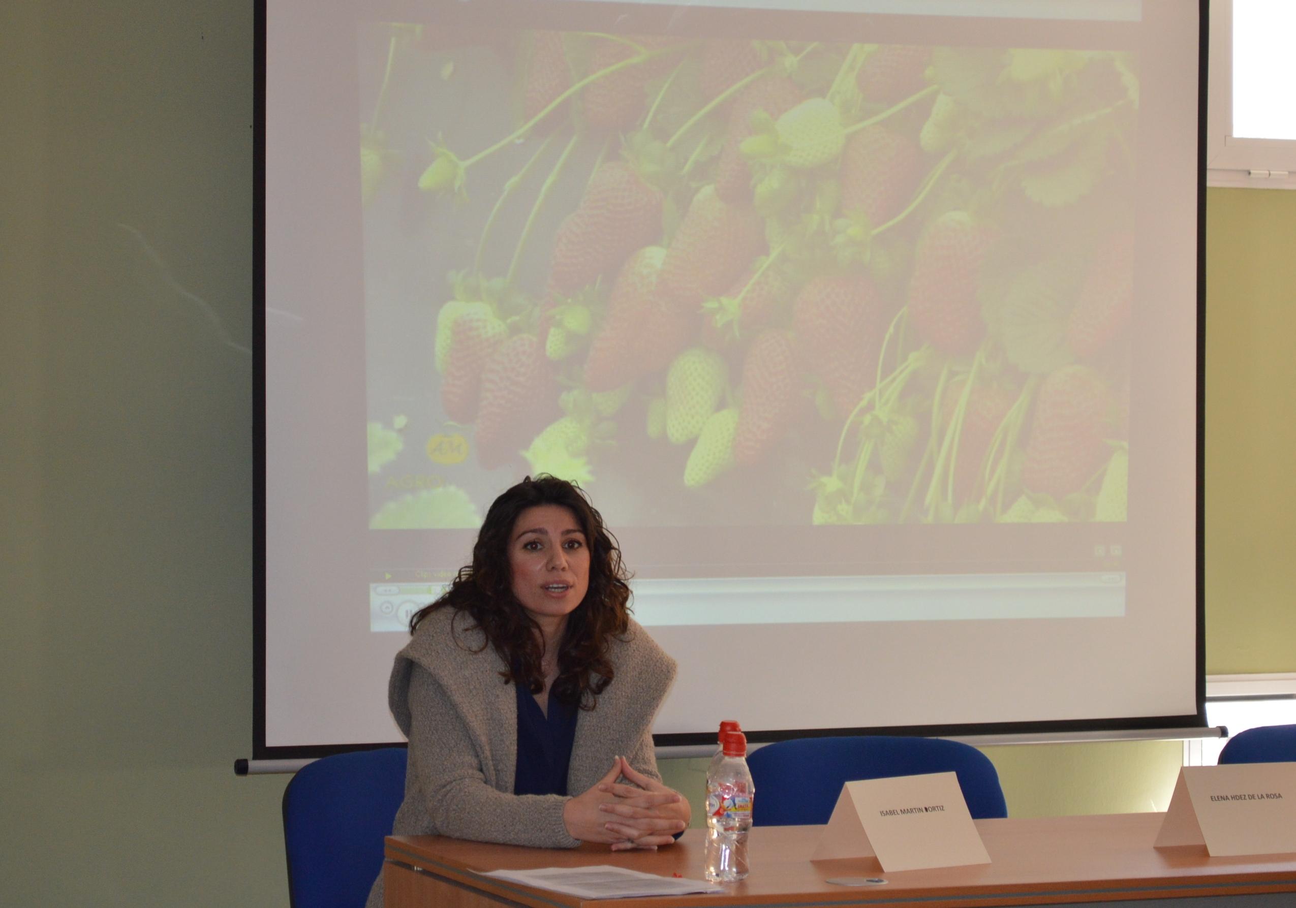 Participación de AgroMartín en las Jornadas De Gestión de la Diversidad