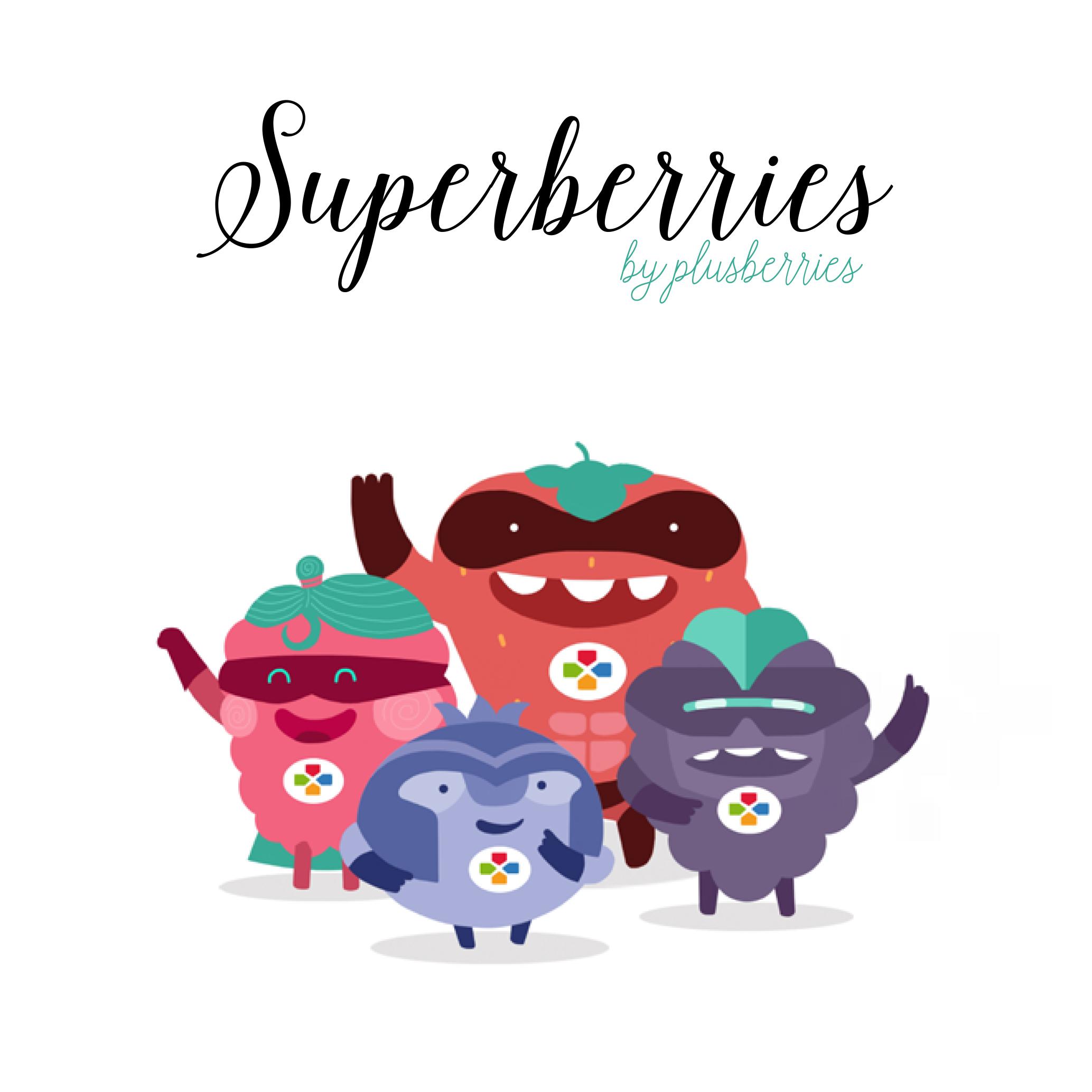 LAS SUPERBERRIES SERÁN PROTAGONISTAS DE UNA CAMPAÑA SOBRE LA DIFUSIÓN  DE LOS EFECTOS BENEFICIOSOS DE LOS FRUTOS ROJOS PARA LA SALUD.