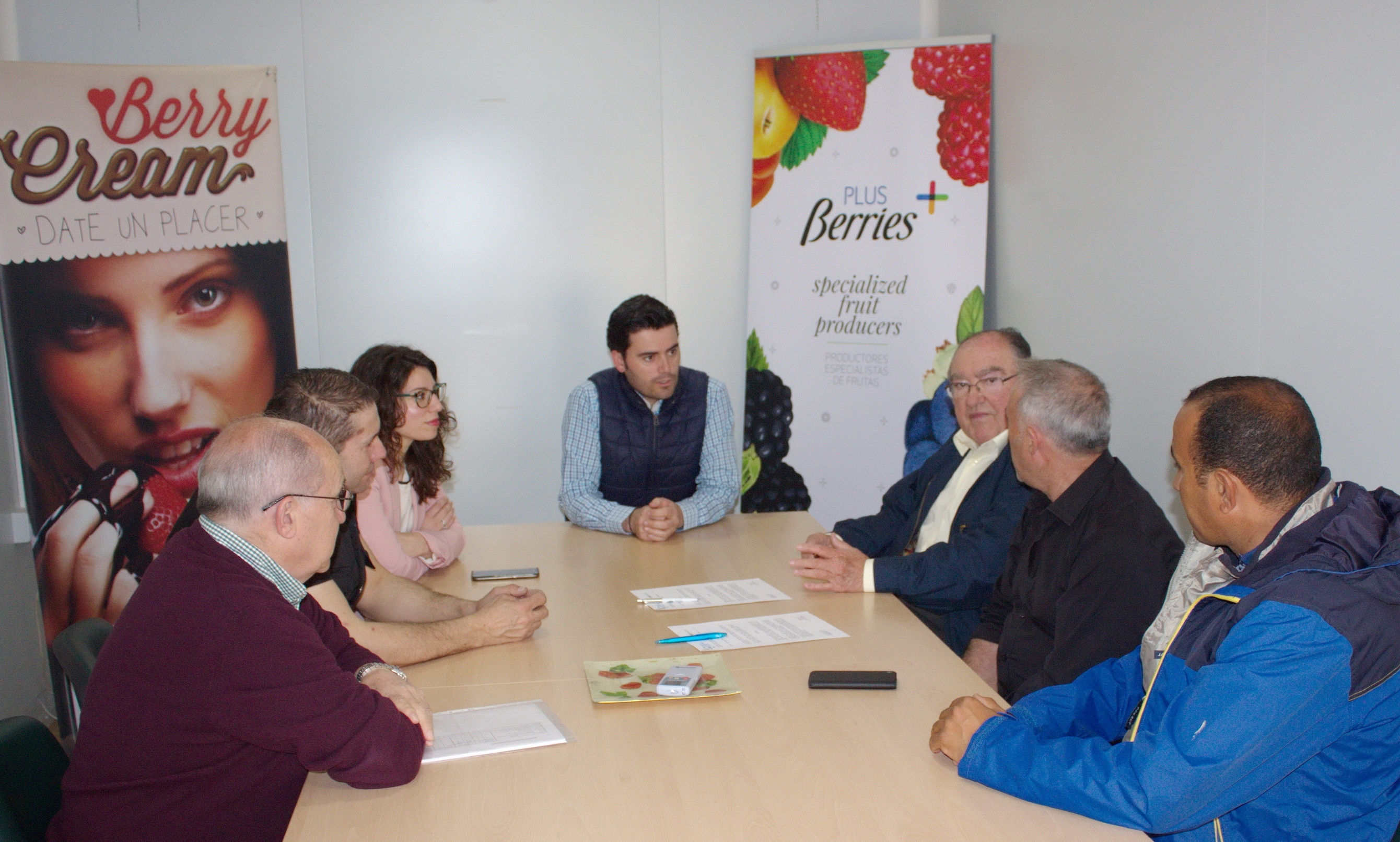 THE FOOD BANK OF HUELVA AND AGROMARTÍN AGREES THE FREE TRANSFER OF AGRICULTURAL SURPLUSES