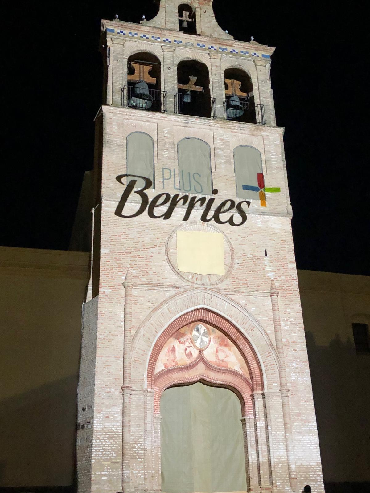 PLUS BERRIES ADELANTA LAS CAMPANADAS CON LAS BERRIES DE LA SUERTE