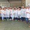 Los alumnos de Ingeniería Agrícola de la Universidad de Huelva visitan Agro Martín