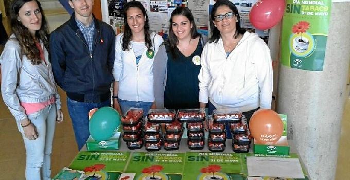 Agro Martín apuesta por la salud, fresas por cigarrillos