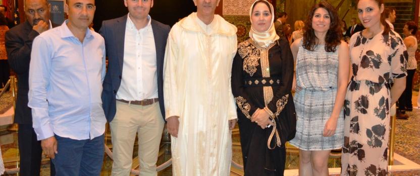 AgroMartín invitada a la Festividad Nacional de Ascensión al Trono del Rey Mohamed VI