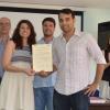 AgroMartín clausura satisfactoriamente las prácticas con el IES La Arboleda