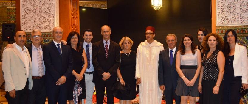 Agromartin acude a la recepción ofrecida por el Cónsul General del Reino de Marruecos