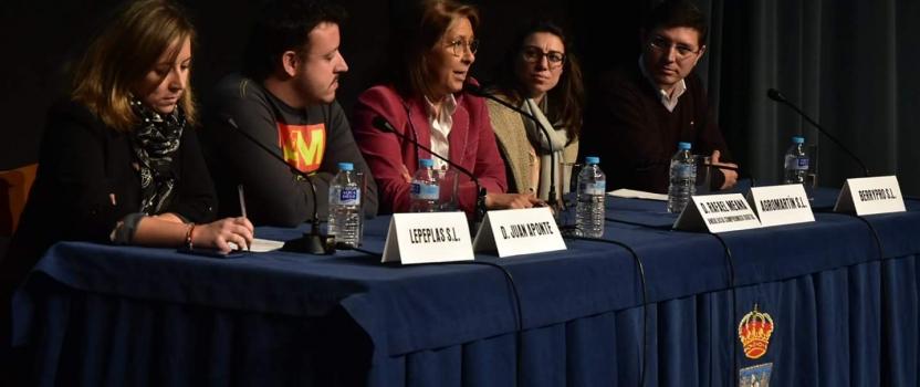 AGRO MARTÍN COLABORA EN LA JORNADA DE EMPLEABILIDAD Y NUEVAS TECNOLOGÍAS