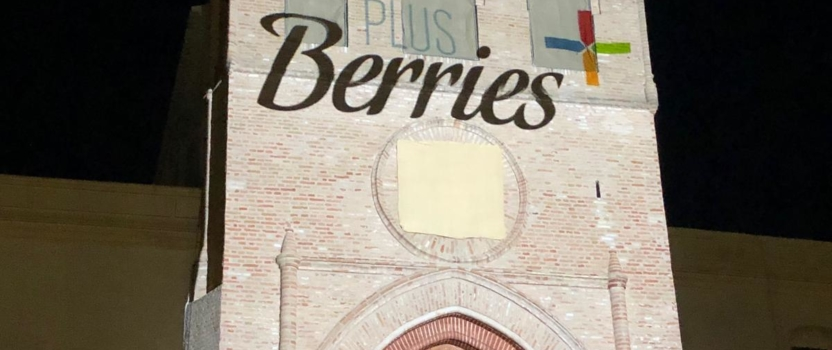 PLUS BERRIES ADVANCES THE CHIMES WITH THE BERRIES OF LUCK