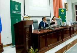 """AGROMARTIN, SPEAKER IN THE COURSE """"STRENGTHS AND CHALLENGES OF THE FAMILY COMPANY"""""""
