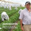 Agro Martín galardonada con la Medalla de Oro de la provincia 2014